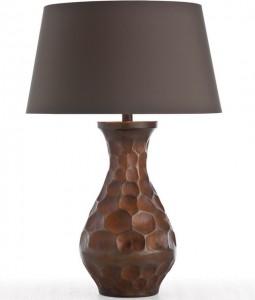 table lamp tembaga kuningan