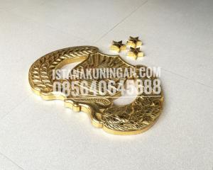 logo kuningan tembaga
