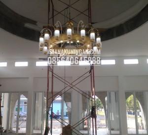 LAMPU MASJID NABAWI