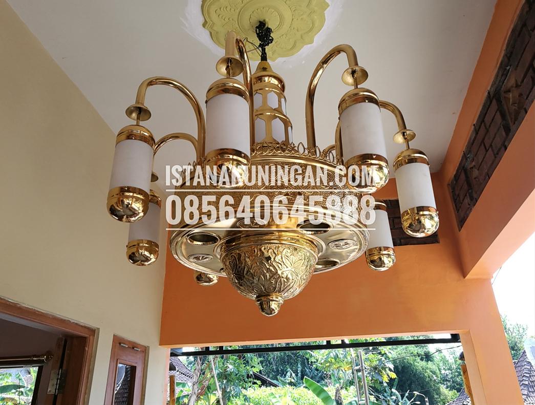 lampu nabawi diameter 1m