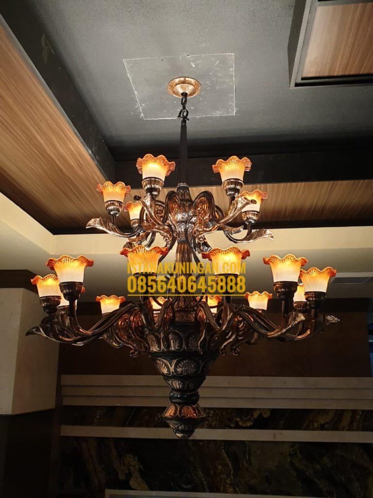lampu robyong tembaga